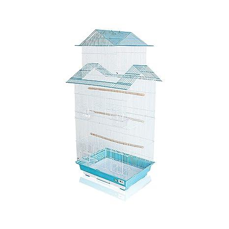 Dizelin Jaula para Pájaros 1 Unidad 1000 g: Amazon.es: Productos ...