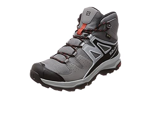 Salomon X Radiant Mid GTX, Zapatillas de Senderismo para Hombre: Amazon.es: Zapatos y complementos