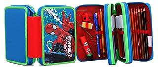 Astuccio 3 Zip Ultimate Spiderman SEVEN