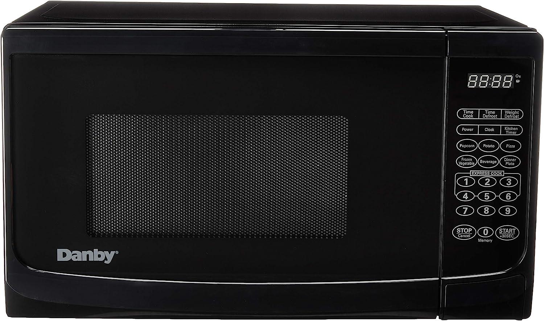 Danby DMW7700BLDB 0.7 cu. ft. Microwave Oven - Black
