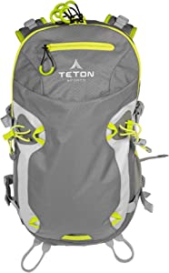 TETON Sports Daypacks; Packable, Lightweight, Comfortable Backpack for Hiking and Travel; Overnight Bag