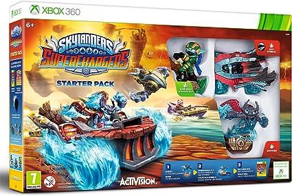 Skylanders SuperChargers Starter Pack: Amazon.es: Videojuegos