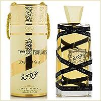 Oud Mood By Lattafa For Unisex - Eau De Parfum, 100ml