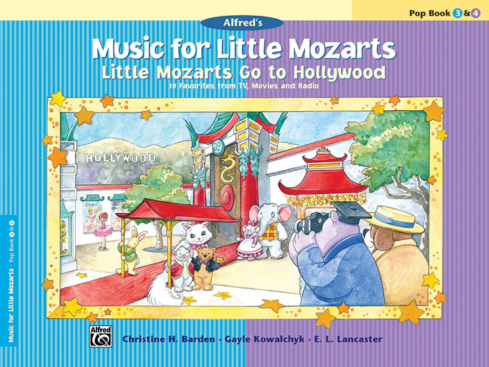 Music Little Mozarts Hollywood 3 4