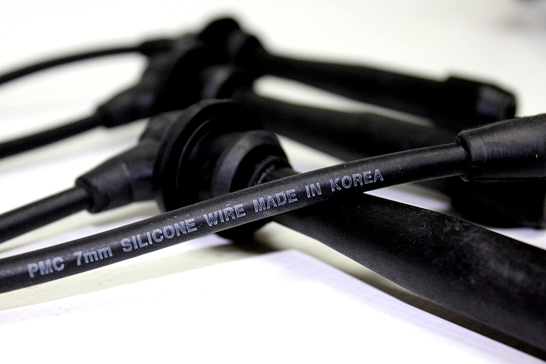 Amazon.com: Spark Plug Wire Set for Hyundai 1.6 Part: 27501-26D00 2750126D00: Automotive