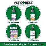 Vet's Best Dog Ear Relief Wash, 4 oz