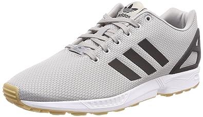 grand choix de 25a48 f67c3 adidas ZX Flux, Chaussures de Gymnastique Homme, Gris (MGH ...