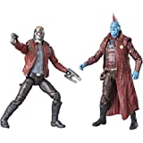 """Marvel Legends Guardians of the Galaxy 3.75"""" Star Lord & Yondu Action Figure 2 Pack"""