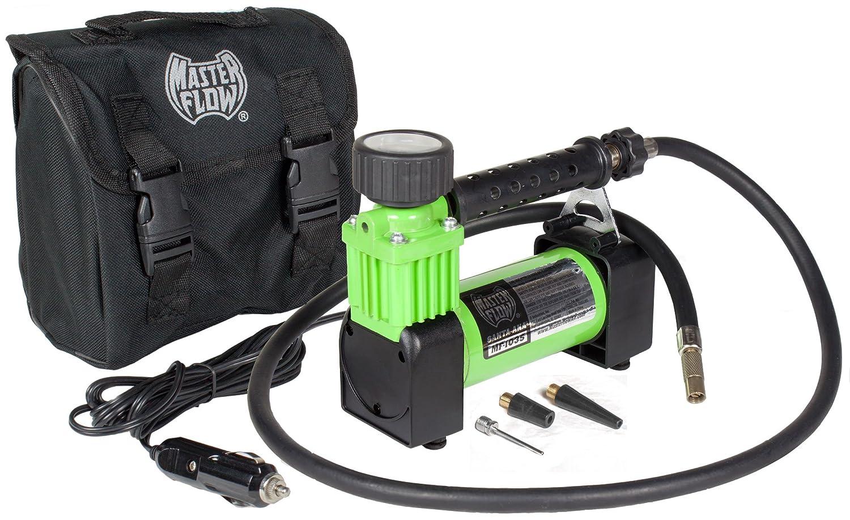 Q Industries MF-1035 Santa Ana Portable High Volume 12V Air Compressor
