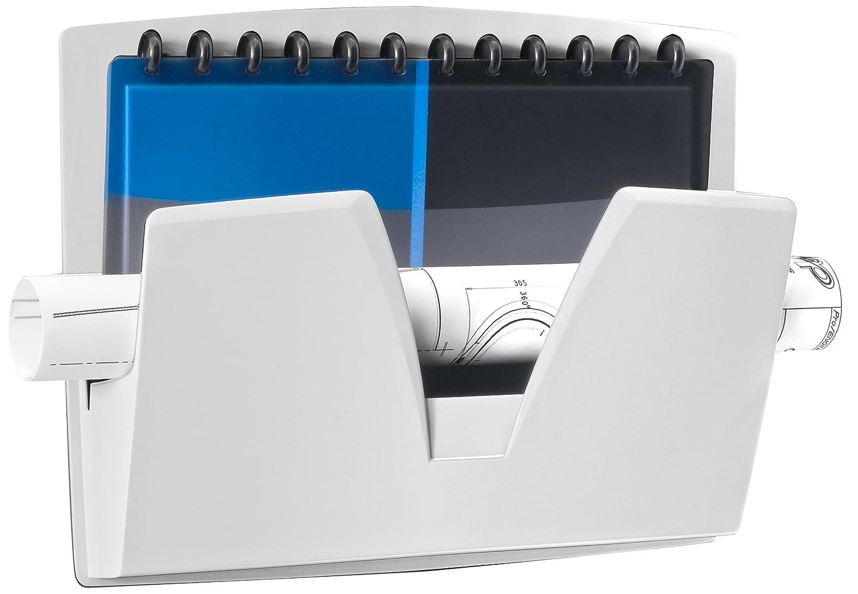 Cep - Portadocumenti magnetico da parete per reception, colore: Grigio chiaro CEP OFFICE SOLUTIONS 1001710361