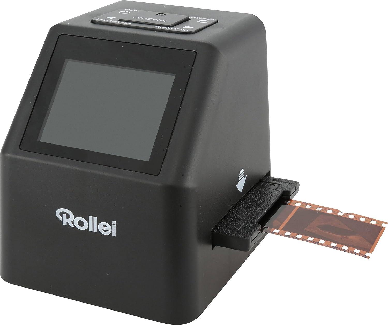 Rollei DF-S 315 SE Diascanner, Negativscanner 14 Mio. Pixel Display, Speicherkarten-Steckplatz, Supe 5020695