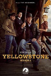 Book Cover: Yellowstone: Season Two