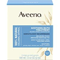 Aveeno Active Naturals Soothing Bath Treatment Packets, 8 each by Aveeno