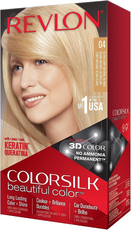 Revlon ColorSilk Beautiful Color 04 Rubio coloración del ...