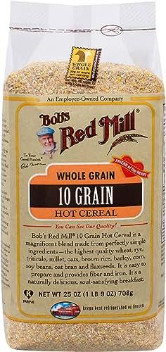 Oatmeal: Bob's Red Mill 10 Grain
