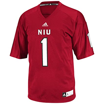 cheaper 5f052 b3b2f Amazon.com : NCAA Northern Illinois Huskies Men's 3-Stripe ...