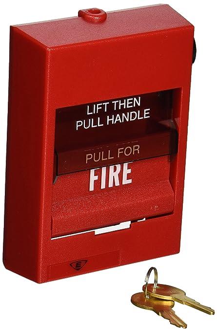 Edwards de señalización 278b-1120 alarma contra incendios Sta