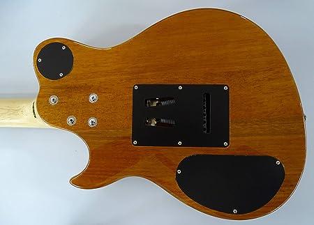 GUITARRA ELÉCTRICA SILVERTONE SFB-1/AM: Amazon.es: Instrumentos ...
