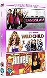 Bandslam/Wild Child/Honey [DVD]