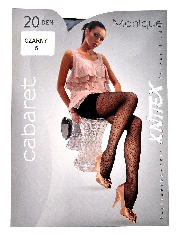 1f7e8d1b2e Knittex Women's 20 DEN Tights - black - 7(L): Amazon.co.uk: Clothing