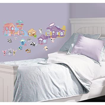 Wonderful Littlest Pet Shop Wall Decal Sticker Decor Appliques Nursery Decoration Home Design Ideas