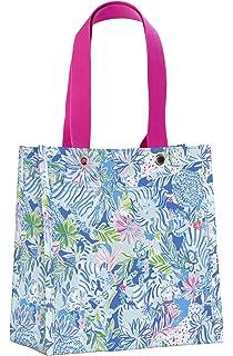 d39bb4d8d3e666 Amazon.com : Lilly Pulitzer Market Bag - Jellies Be Jammin : Beauty