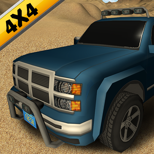 4 X 4 Off Road Driving (4x4 Off Road Driving Sim)