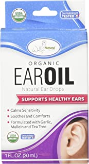 product image for Wally's Natural Products Organic Ear Oil, 1 Fl. Oz