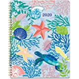 "2020 Planner - 2020 Weekly Planner with Flexible Cover, Jan. 2020 - Dec. 2020, 8.5"" x 11"", Strong Twin - Wire Binding, 12 Mon"
