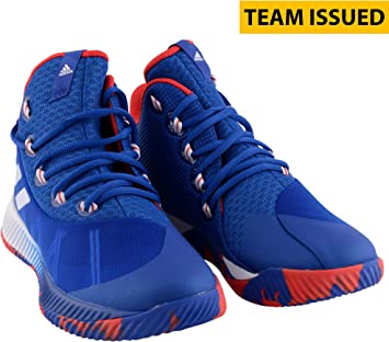 7d8c39626c60 Image Unavailable. Image not available for. Color  Kansas Jayhawks Team-Issued  Blue Energy Bounce Shoes ...