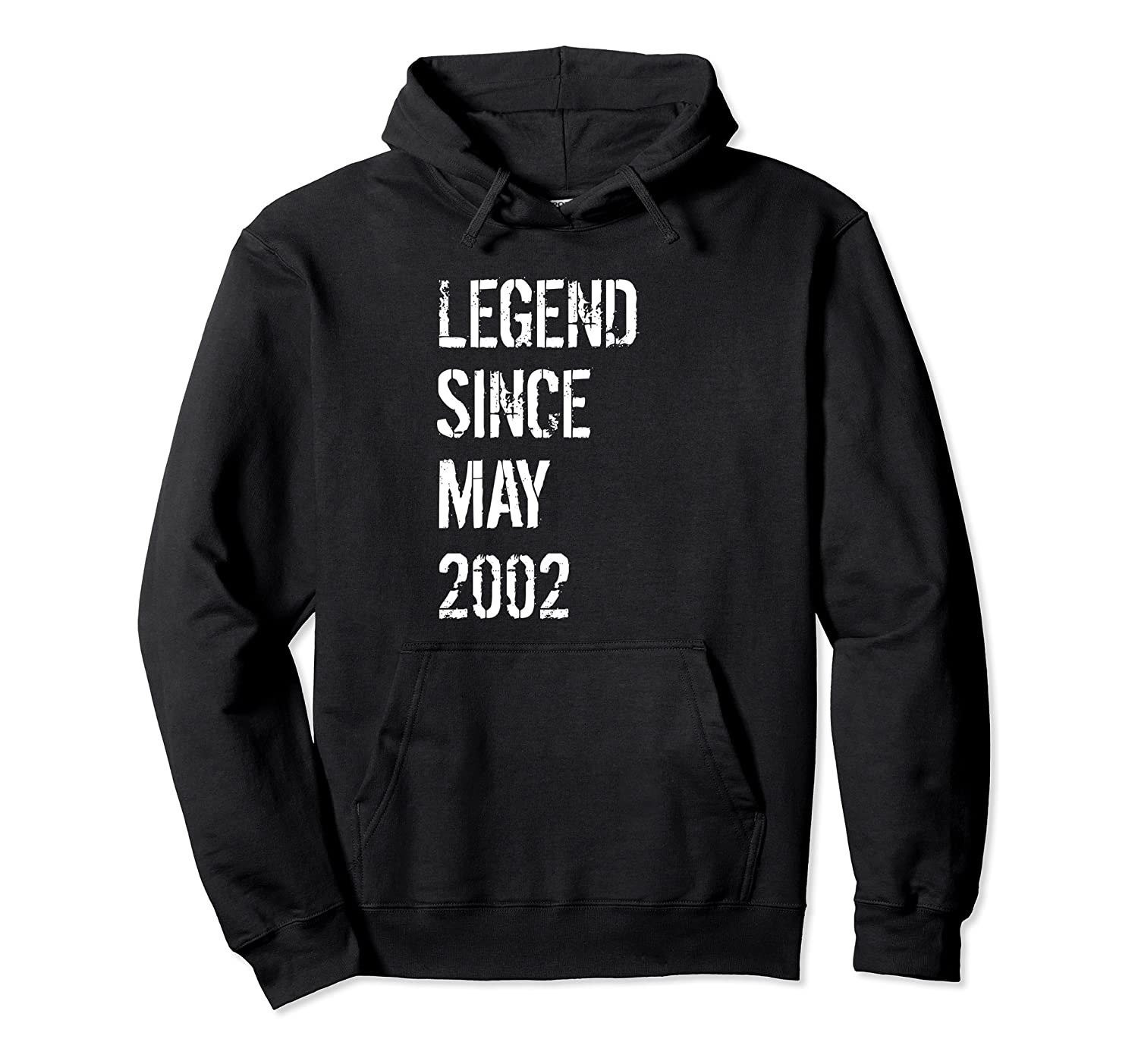 16th Birthday Gift Hoodie for Boys & Girls Born May 2002-alottee gift