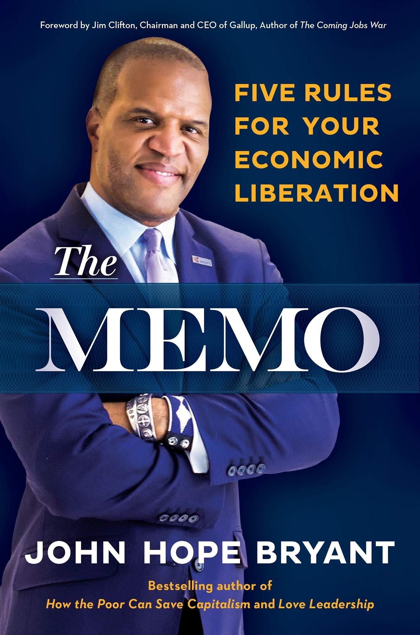 Memo Five Rules Economic Liberation product image