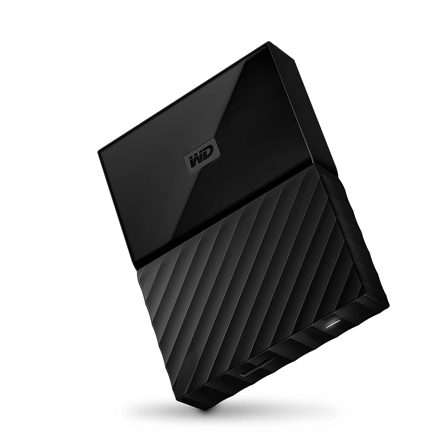 WD My Passport 4TB External Portable Hard Drive + $25 Gift Card $117.99 @ Best Buy w/FS online deal