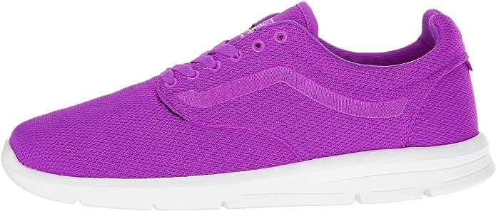 Vans Iso 1.5 Sneakers Unisex Damen Herren Neon Lila Purple