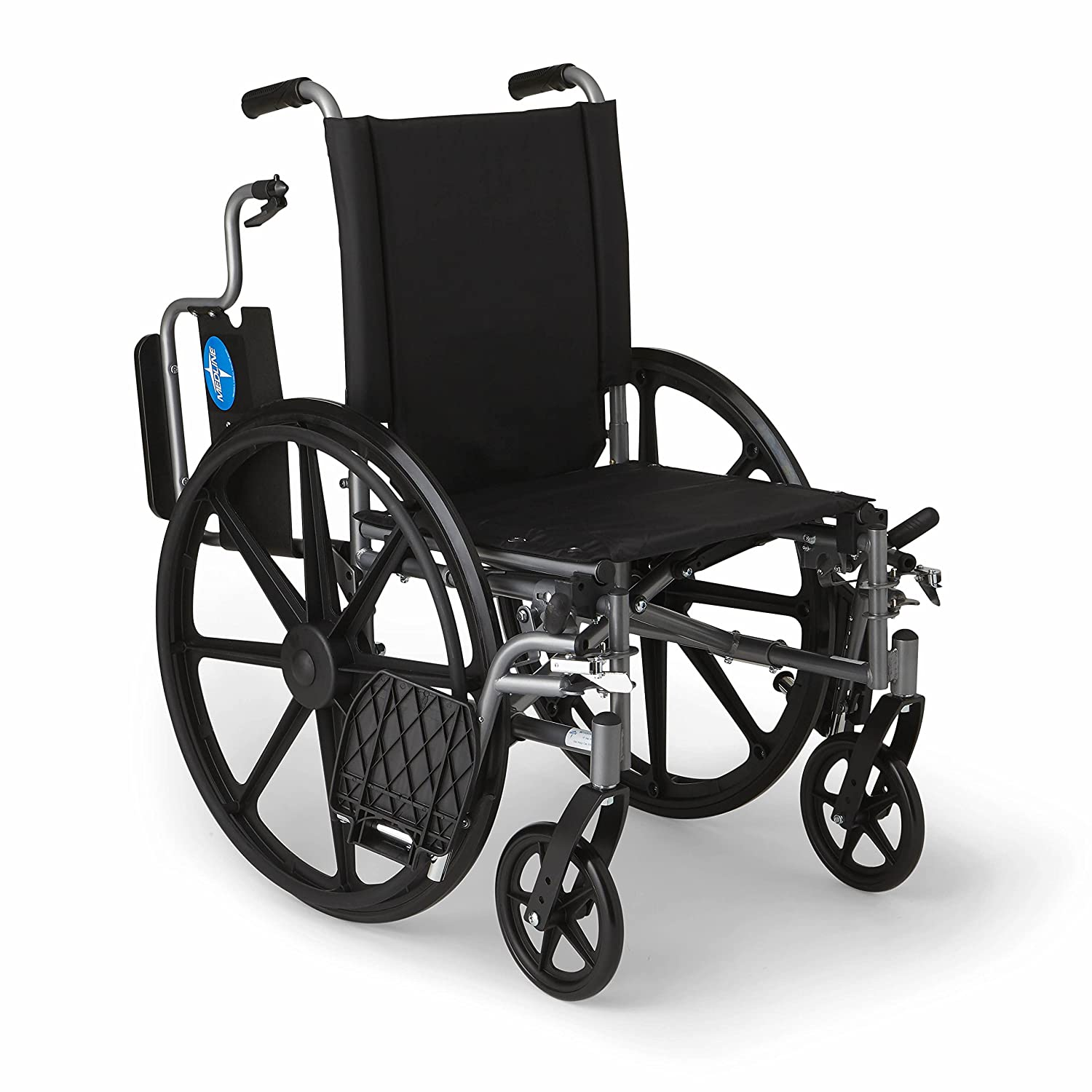 Amazon Medline Lightweight and User Friendly Wheelchair with