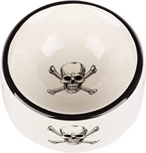 Creature Comforts Ceramic Bowls and Dishes Collection – Extensive Selection of Beautiful, Stylish Water Bowl, Feeding Bowl, and Dishes for Dogs, Cats and Pets – Option to Customize and Personalize