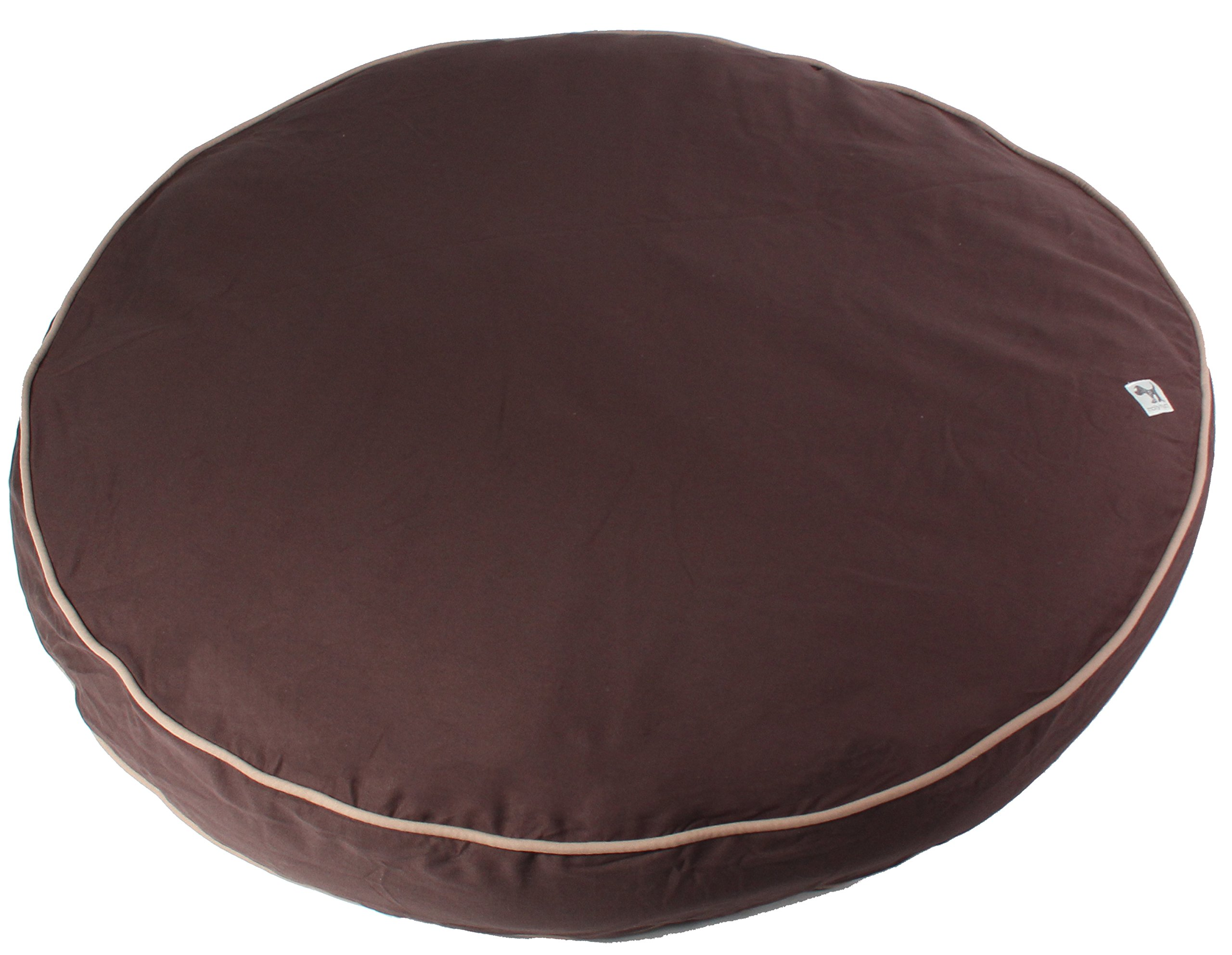 Molly Mutt 42'' Landslide Round Dog Bed Duvet Kit - 100% Cotton, Durable, Washable