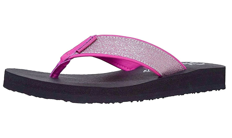 Skechers Flip Flop De Espuma De Yoga Amazon gW7LSNeFv