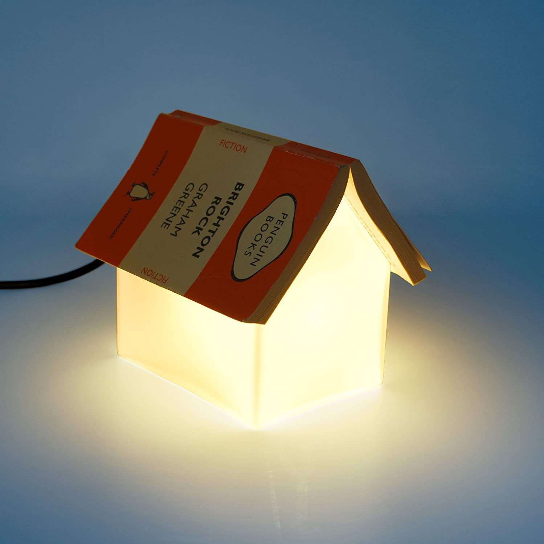 suck uk book rest lamp home kitchen