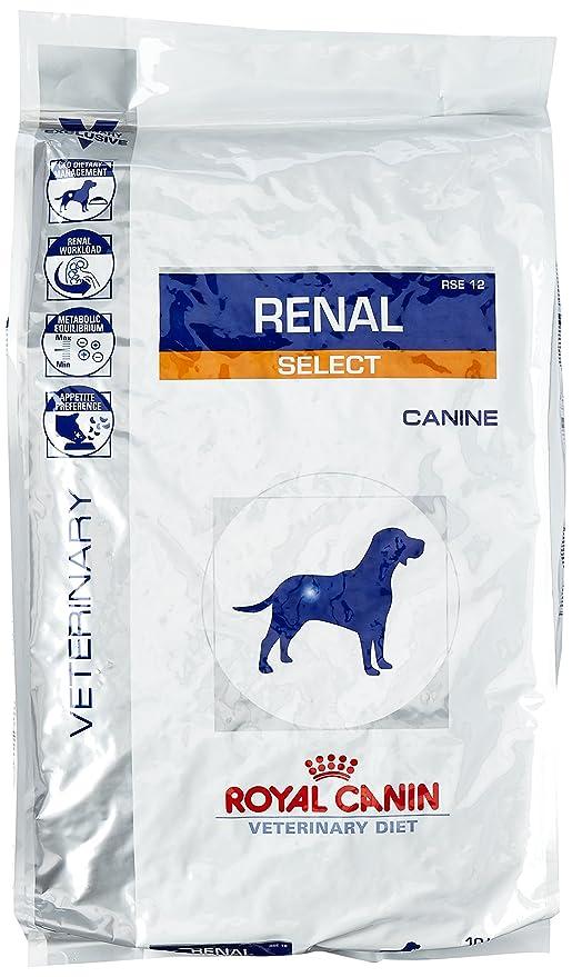 ROYAL CANIN Renal Select Comida para Perro, 10 kg