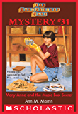 The Baby-Sitters Club Mysteries #31: Mary Anne and the Music
