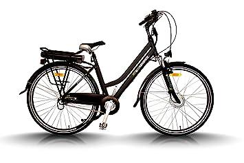 "Bicicleta eléctrica Egarbike PH-CITY 28"" CAMBIO NEXUS 3 SP Lifepo4 36V 10ah Paseo"