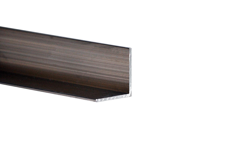 Angle Profile 6060t6 mm Aluminium 50 x 50 x 5 Length = 0 metres Ambrogio Colombo