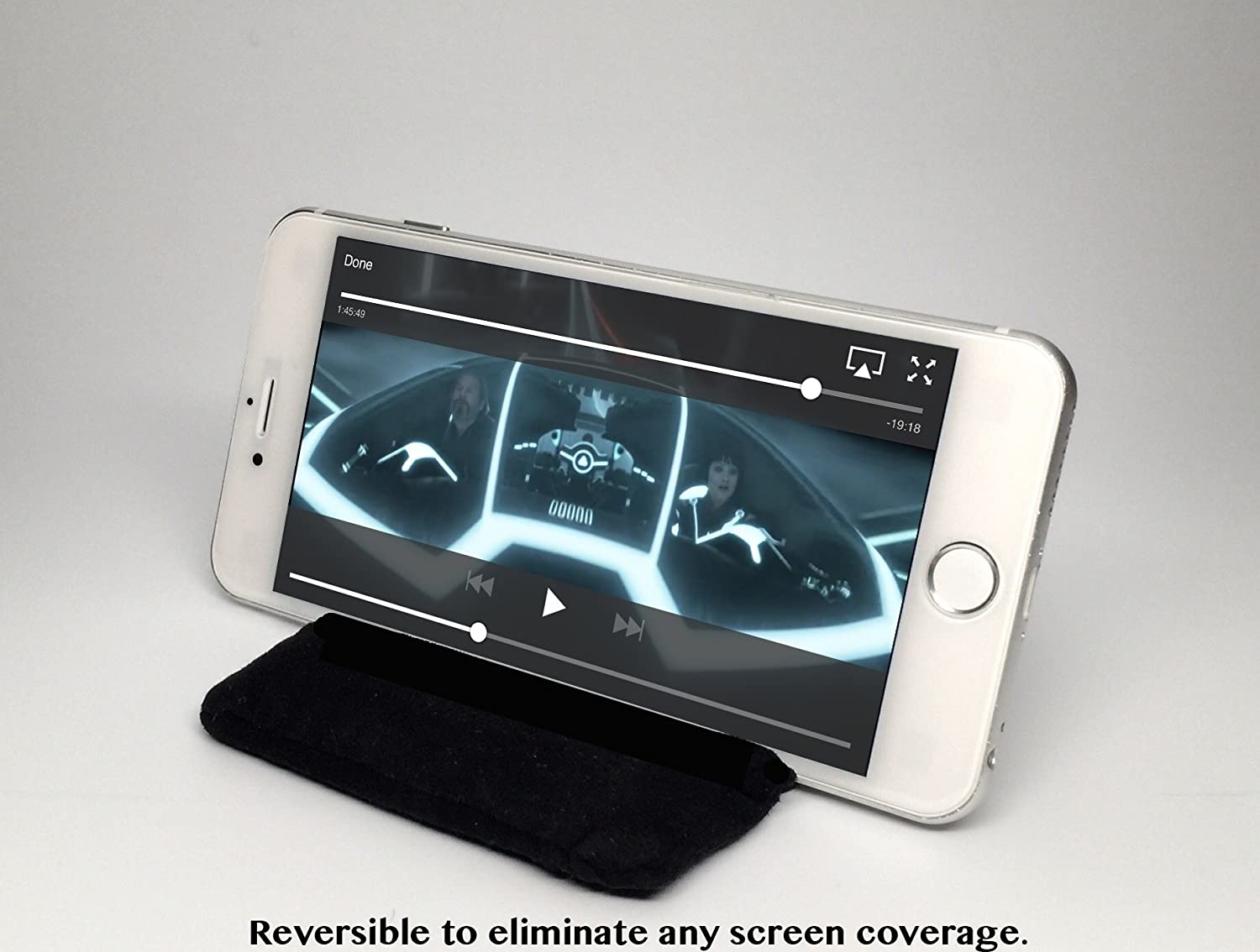Portable and Perfect for Desk Phablet /& Phone Prop//Stand Car Dashboard and Travel Lap Pro MOBI-GO Soft