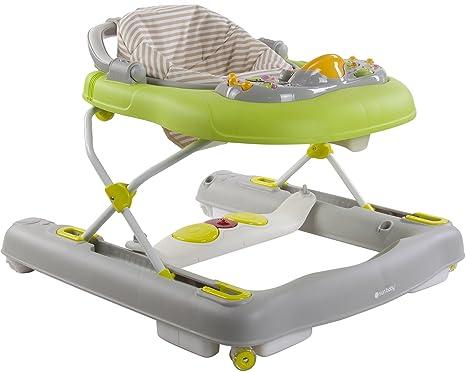 Sun Baby - Andador 3 en 1, color verde: Amazon.es: Bebé