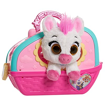 Disney Jr T.O.T.S. T.O.T.S. Care for Me Pet Carrier - Pony: Toys & Games