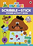 Hey Duggee: Scribble and Stick: Sticker Activity Book