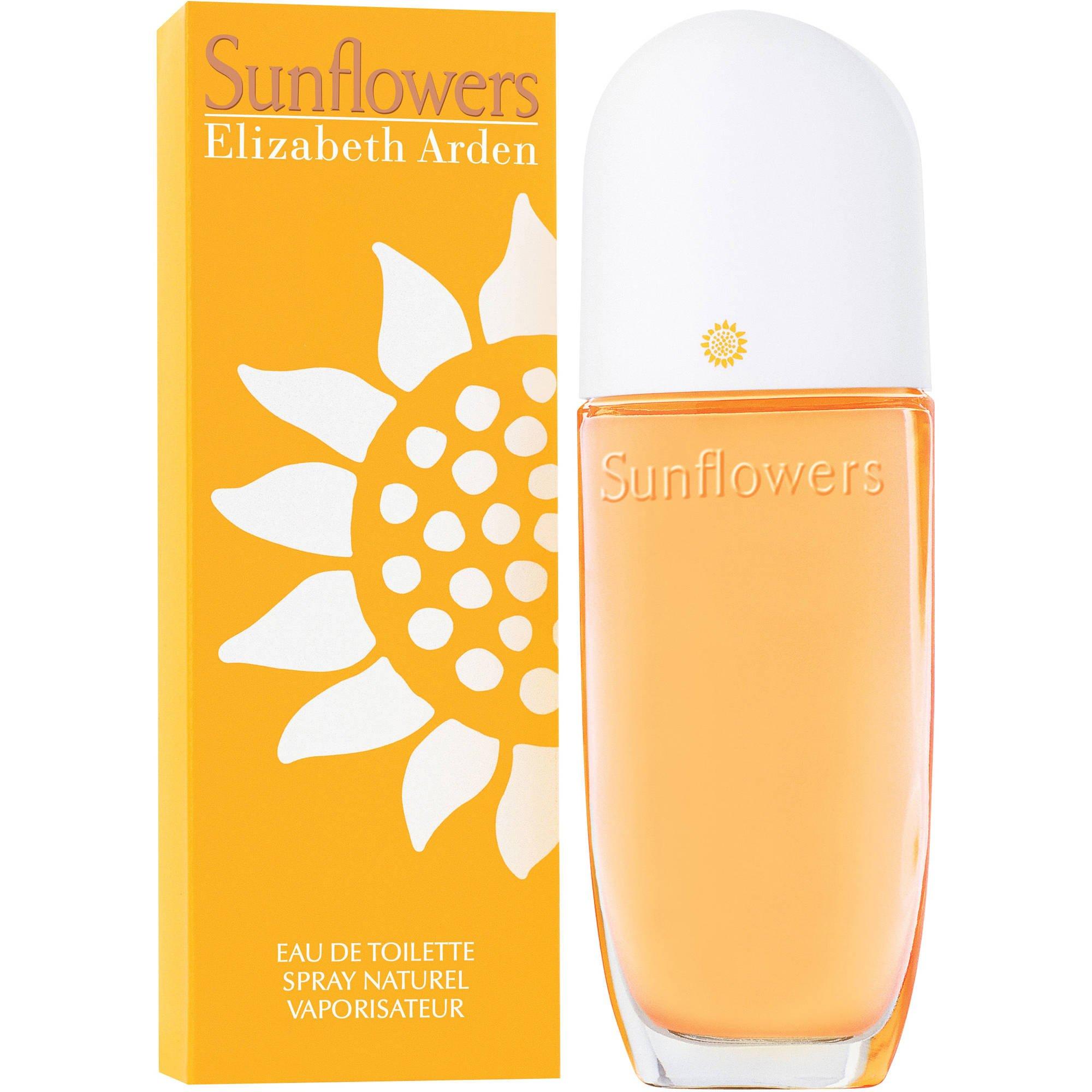 Sunflowers Sunflower Perfume 3.3 3.4 oz 100 ml Eau De Toilette Spray