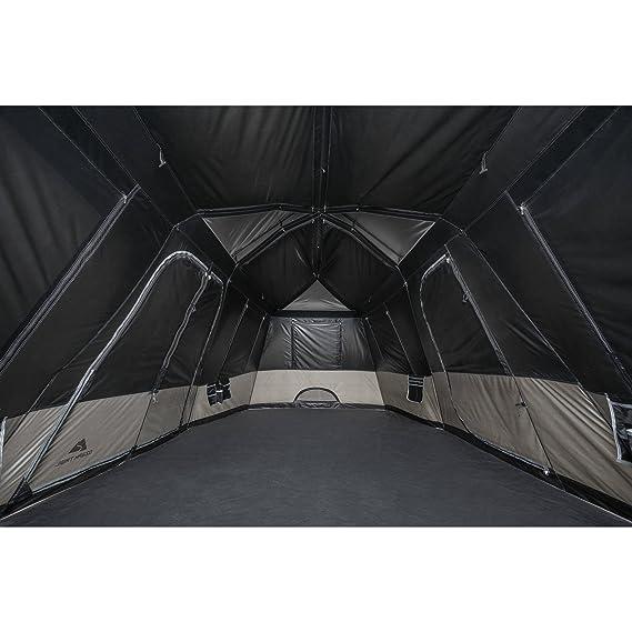 Amazon.com  Ozark Trail 20  x 10  Dark Rest Instant Cabin Tent ... d3d810b3cb