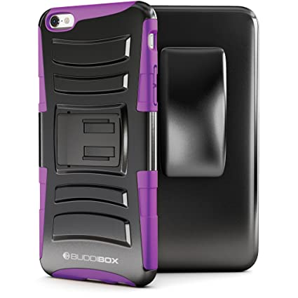 Amazon.com: Fundas para iPhone 6 serie H, de Buddibox ...